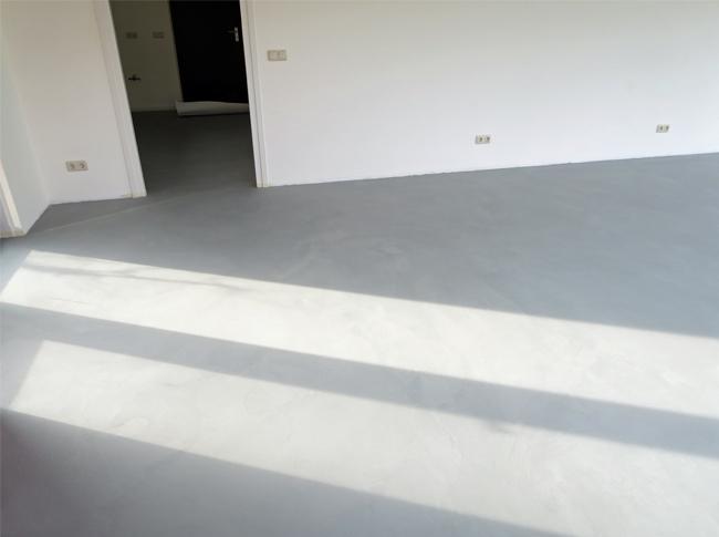 Betonlook vloeren - Venetiaans woonbeton #woonbeton #berkersvloeren #gietvloeren #betonlook
