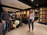 Concreation Betonlook vloer winkel #woonbeton #berkersvloeren #gietvloeren #betonlook