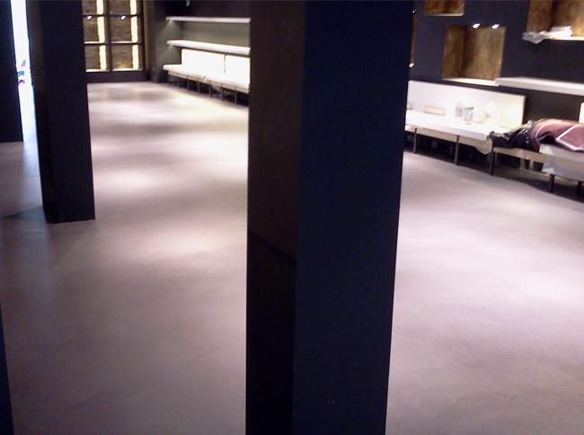 Betonlook: Concrete Design woonbeton #woonbeton #berkersvloeren #gietvloeren #betonlook